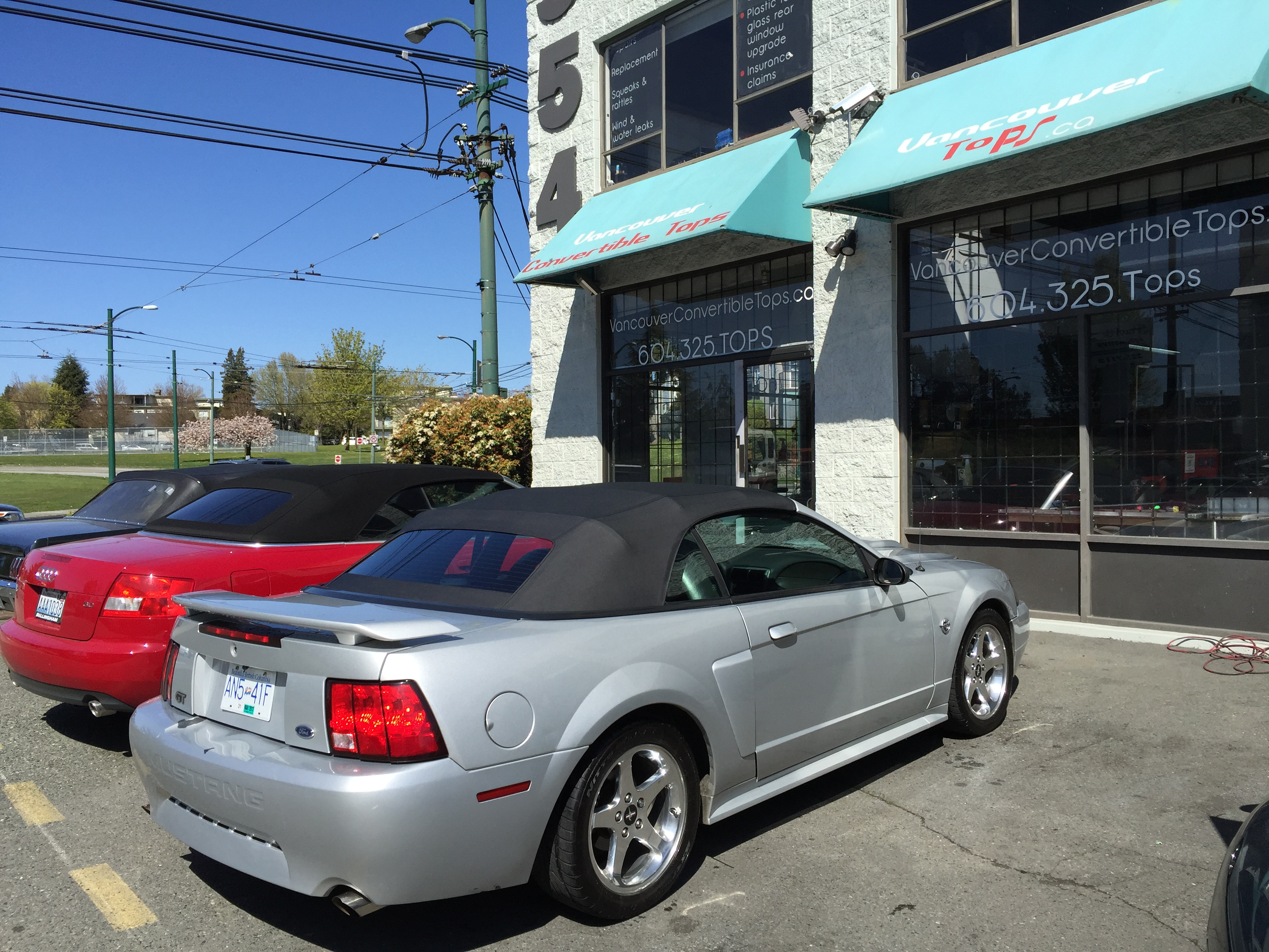 Photo Gallery - Vancouver Convertible Tops